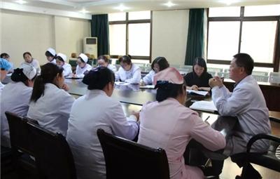 西安莲湖生殖医院召开2018校检工作会议