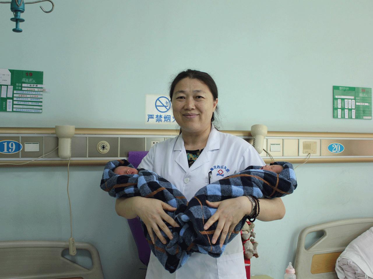 肇庆西江医院试管婴儿,龙凤呈祥幸福圆梦