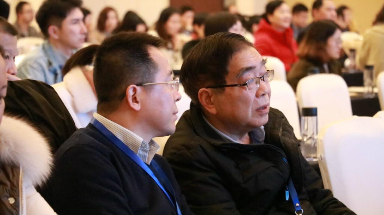 首届成都高新区国际皮肤病高峰论坛隆重召开,我院戴礼、梅文二位主任受邀参会