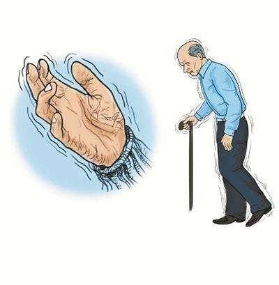 老人出現手抖并不一定是是帕金森病